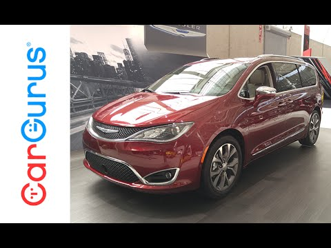Lastest 2017 Chrysler Pacifica Design With Winnie Cheung And Br