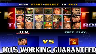How to get all characters in tekken 3 videos / Page 7 / InfiniTube