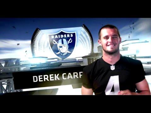 Derek Carr Ultimate Rookie Highlights: ReinCARRNation