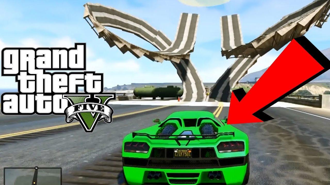 Download GTA V Online - Uçmalı Yarışlar Gibi