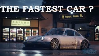 The FASTEST CAR IN NEED FOR SPEED 2015 !!!!!