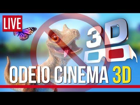 NÃO AGUENTAMOS MAIS CINEMA 3D