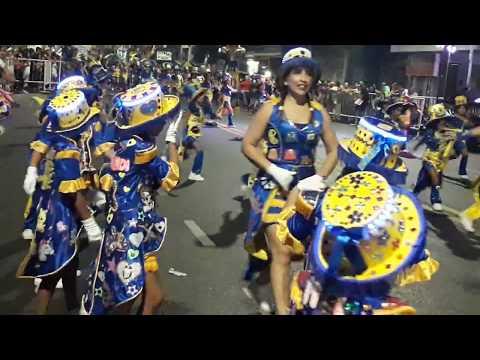 murgas amantes de la boca 2018 carnaval porteño zona Paternal BS AS Argentina