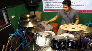 Tower Of Power -This Type Of Funk (Drum Cover By Tar)