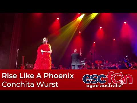 Conchita Wurst, Rise Like A Phoenix - Sydney State Theatre