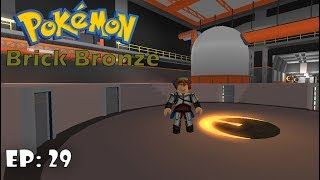 "Roblox Pokemon Brickbronze- Ep:29 ""Infiltrating Team Eclipse's Base!"""