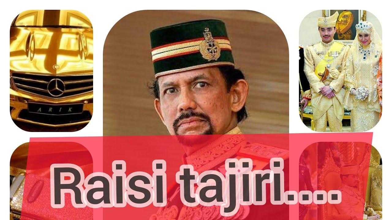 "Download #bruineis #sultan #billioner #rich Sultan of Bruinei..2019 ""RAISI TAJIRI DUNIANI"""