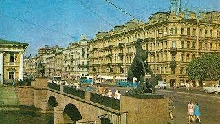 Ленинградская кинохроника 1950-80 годы