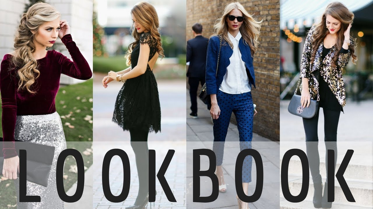 2018 New Years Outfit Ideas | Fashion MODA Trend – Lookbook
