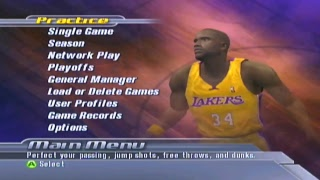Revisiting: NBA Inside Drive 2004 Free Agents (XBOX Gameplay Video)