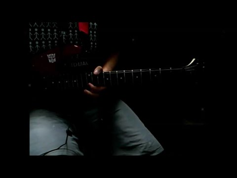 Your Presence - Planetshakers (Guitar cover)