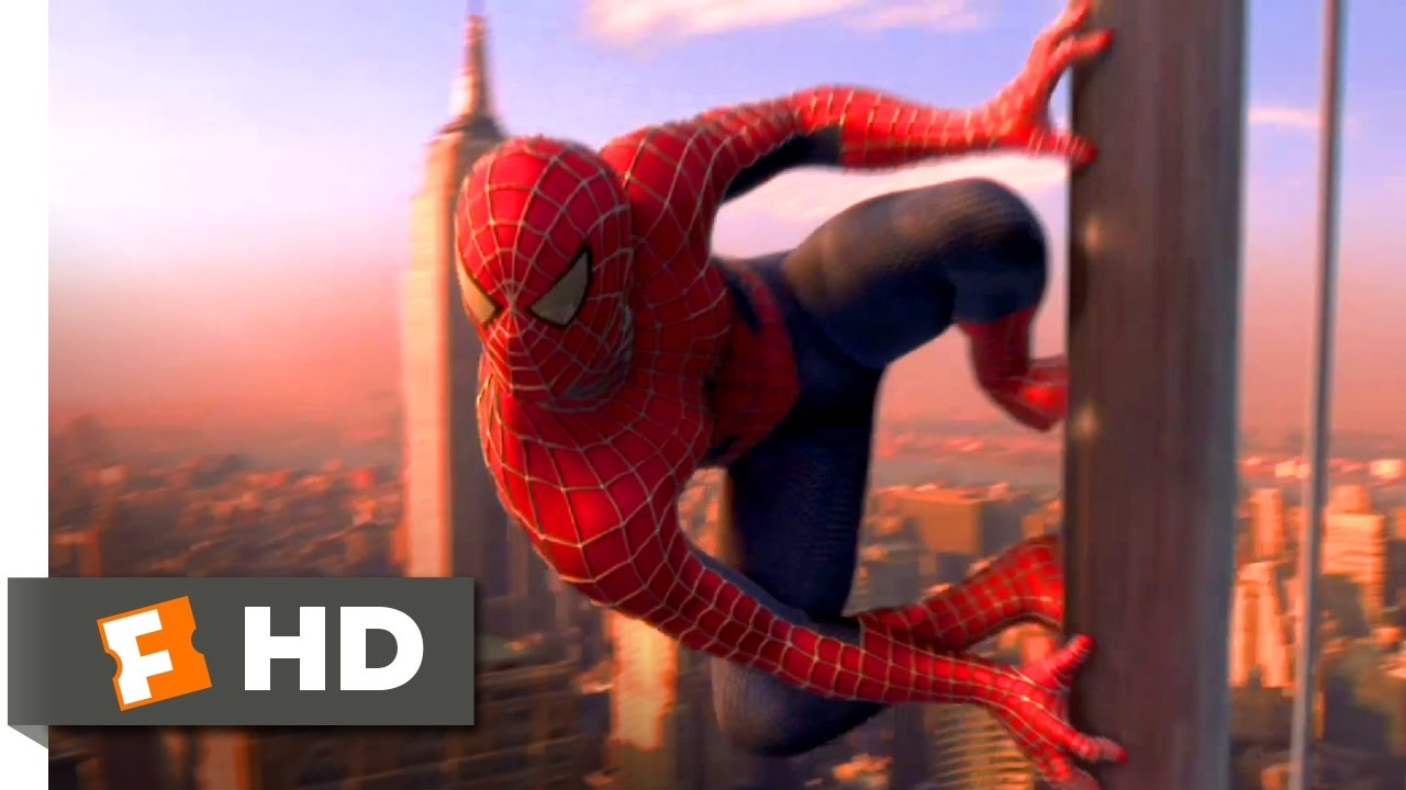 Spider Man Movie 2002 With Great Power Comes Great