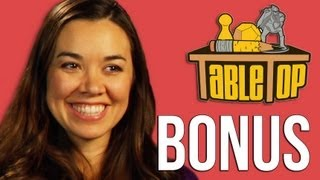 Tara Platt Extended Interview from Castle Panic - TableTop ep 6