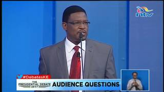 Dr. Japheth Kaluyu on his plan if he is not elected thumbnail