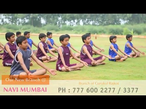 Shree Swaminarayan Gurukul International School Navi Mumbai - Admission Open