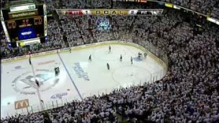 Crosby dances, Letang scores 4/16/10