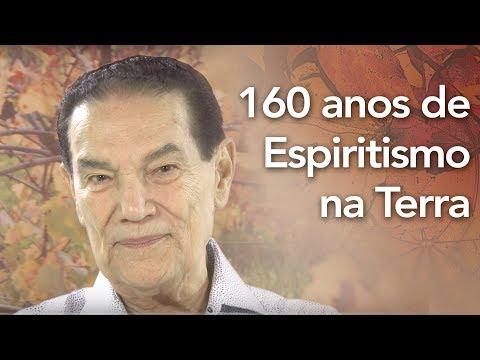 Encontro com Divaldo - 160 anos de espiritismo na Terra