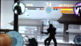 Прохождение журавля в бой с тенью 2(shadow fight)