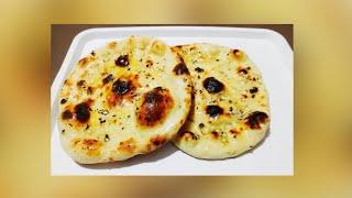 Garlic Naan| Homemade tasty recipe!