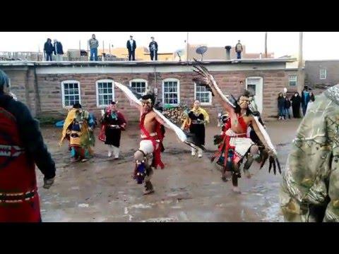 2016 Eagle dance @ Zuni Pueblo