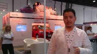 أحدث السيارات في معرض دبي الدولي للسيارات 2015