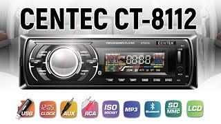 Обзор бюджетной автомагнитолы с Bluetooth Centec CT-8112 и мой отзыв о ней