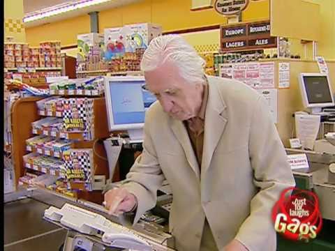 Epic Old Man – Wanted Grocery Thief