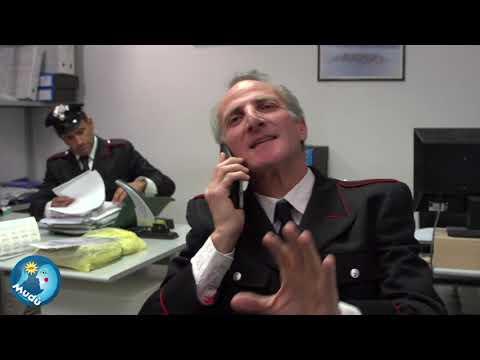 Mudù - Carabinieri - Parlami di Leopardi