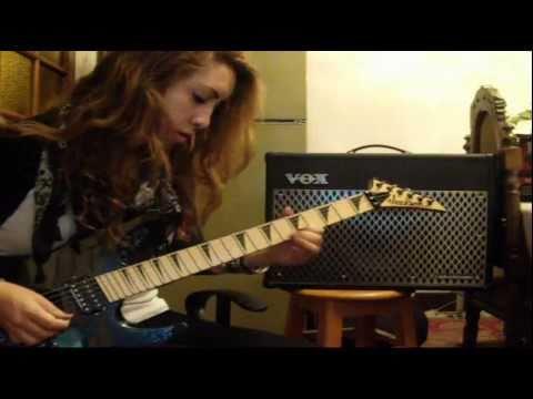 Ally Salem - Daniele Gottardo Guitar Competition