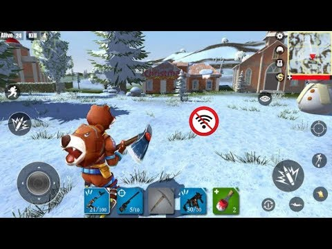 Top 4 OFFLINE Battle Royale Games For Android 2019