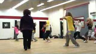 "Hip Hop Dance - New Style - ""Church"" T-Pain"