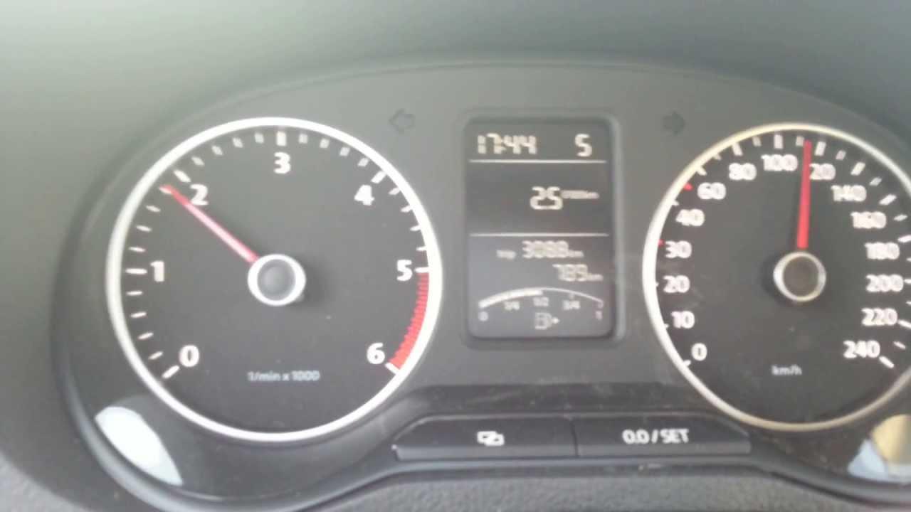 polo 1.6 tdi 90 ps comfortline yakıt tüketimi - youtube