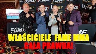 Cała prawda o właścicielach FAME MMA