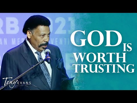 Trusting The God You Believe In | Sermon by Tony Evans - YouTube