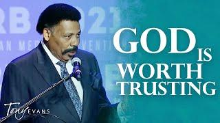 Скачать Trusting The God You Believe In Sermon By Tony Evans