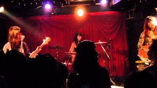 2012.5.3 melvins @幡ヶ谷ヘビーシック.