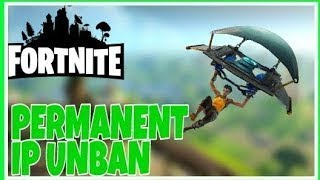 FORTNITE BATTLE ROYALE | NEW UNBAN METHOD | WORKING 100% | MUST WATCH | HARDWARE IP unban
