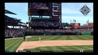 MLB® 15 The Show™ Matt Harvey Homerun