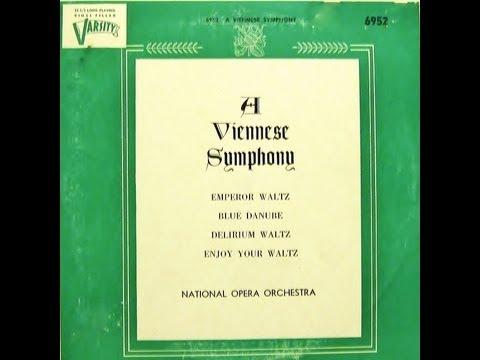 National Opera Orchestra: A Viennese Symphony (Varsity Records)