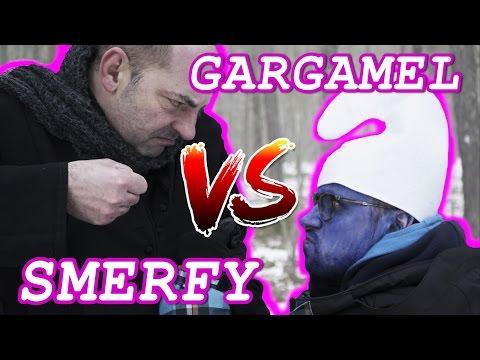 GARGAMEL vs SMERFY - PRAWDZIWA DRAMA, A NIE