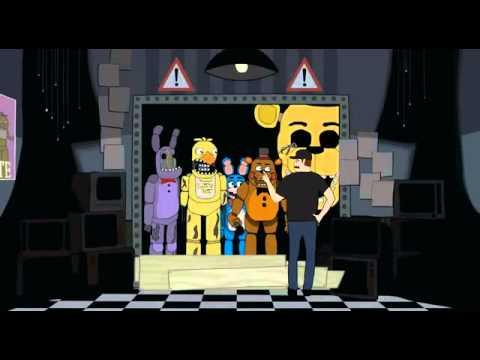 Пять ночей у Фредди 3 (Анимация