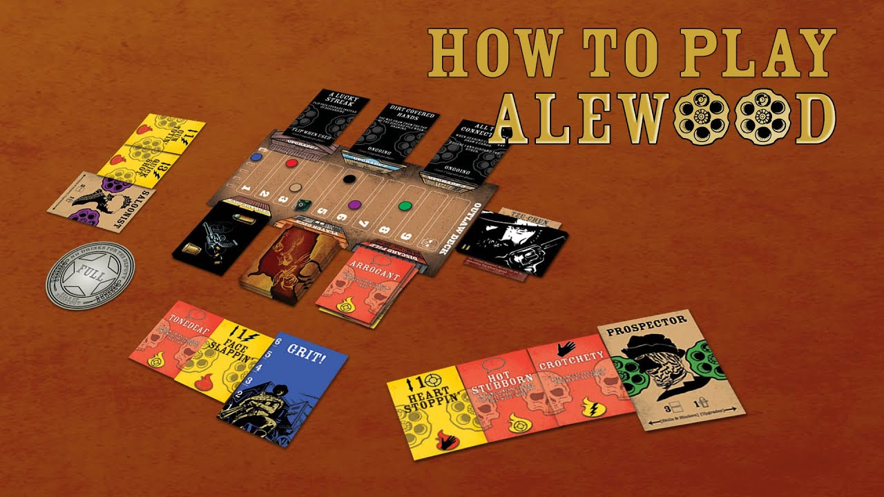 How to play Alewood