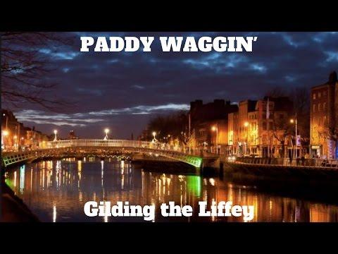 Gilding the Liffey - Paddy Waggin' Live