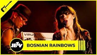 Bosnian Rainbows - Always On The Run | Live @ JBTV