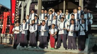 平成29年 八木八幡神社春祭り 上八木 だんじり唄「御所桜」