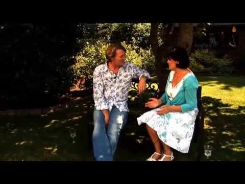 David Domoney & Sally Geeson discuss Hampton Court Flower