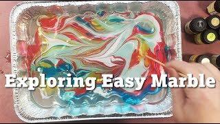 Marbling: Easy Marble