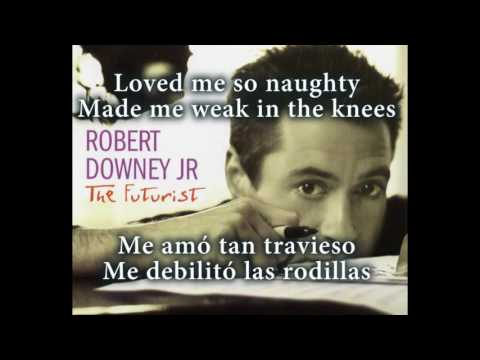Robert Downey Jr - RIVER - The Futurist (INGLES/ESPAÑOL)