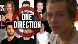 18 Celebs Who've Dissed One Direction
