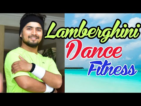 LAMBERGHINI SONG||DANCE FITNESS|| BY PREM'SS CUBE